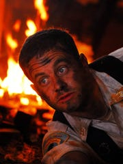 """Kirk Cameron appears in a scene from the 2008 movie """"Fireproof."""""""