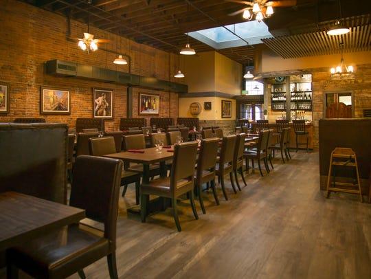 Chira Construction renovated the Macedonia restaurant