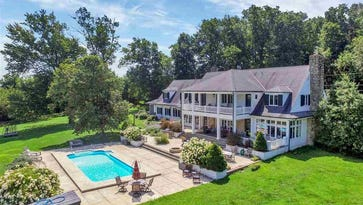Check out five $1M-plus homes for sale in York County