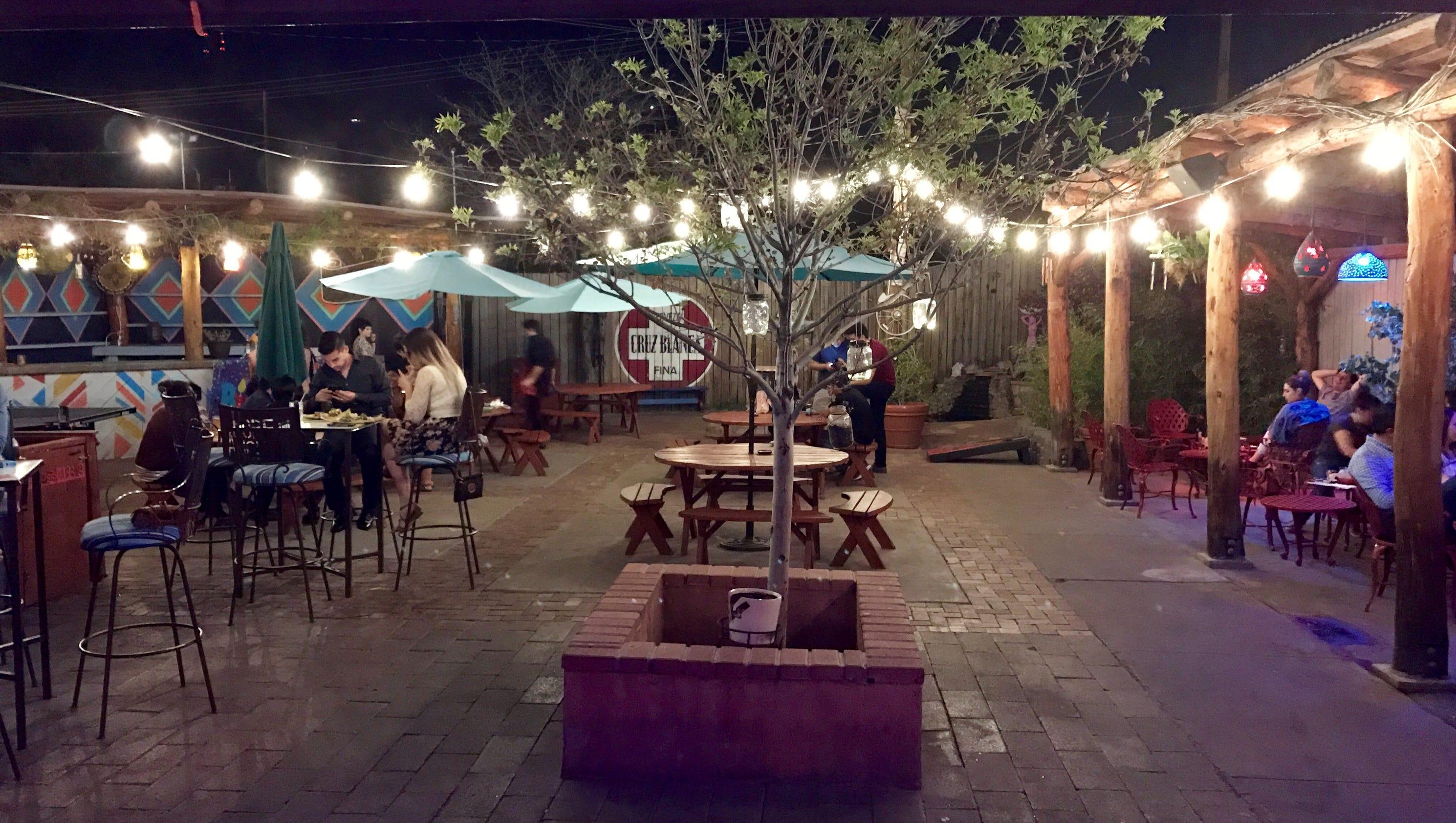 el paso clubs bars live music karaoke