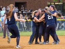 Softball: Ramsey overcomes early adversity for BCT title