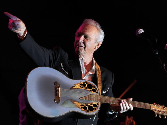 Mel Tillis plays Stagecoach music festival in Indio,
