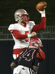 Shelby quarterback Brennan Armstrong accounted for over 3,000 total yards and 52 touchdowns in a historic season for the Whippets.