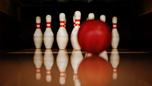 A bowling fundraiser for at-risk youth will be at Laurel Lanes in Maple Shade on May 2.