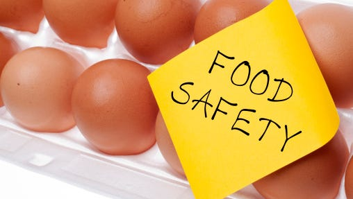 Learn to handle food safely.