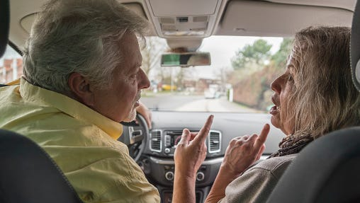 Does talking in the car hurt your driving skills?