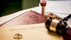 Lebanon County divorce decrees