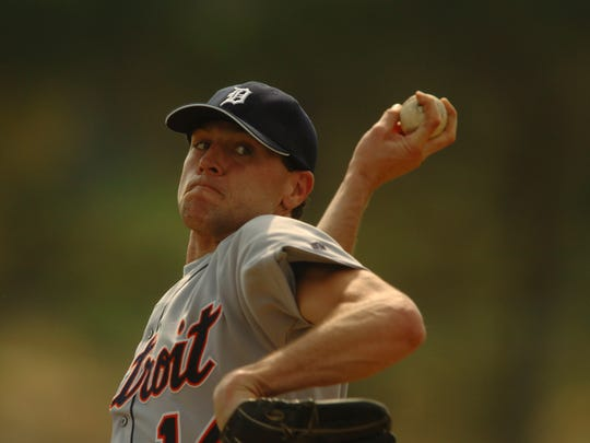 Matt Anderson was drafted No. 1 overall in 1997 by the Tigers.