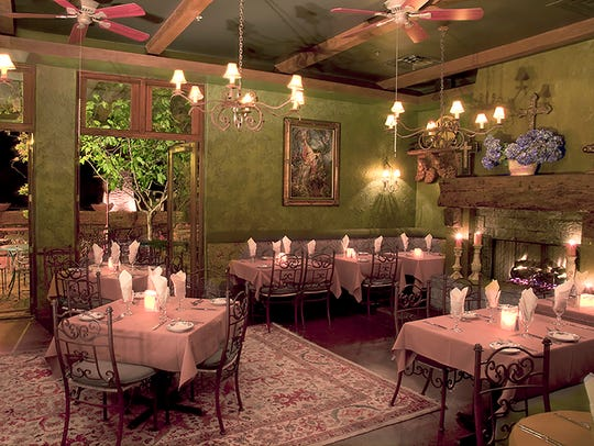 Beautiful decor and delicious Italian-inspired cuisine