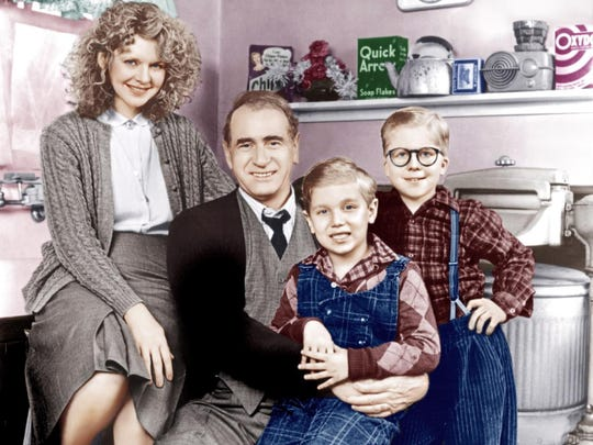 "The holiday film favorite ""A Christmas Story"" screens at 7 p.m. Dec. 20 at the Admiral Theatre, 515 Pacific Ave. in Bremerton. General admission tickets are $5. Information: 360-373-6743, admiraltheatre.org."