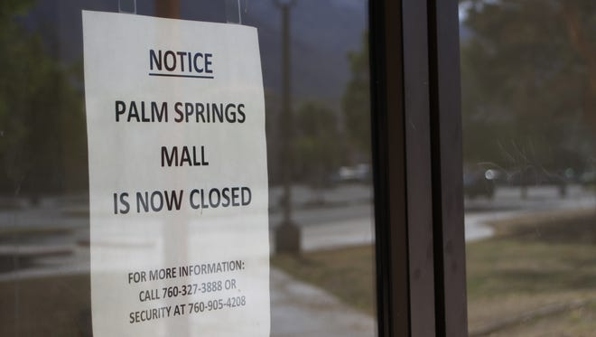 College of the Desert has still not convinced a Chinese landowner to sell the Palm Springs Mall and make way for a satellite campus.