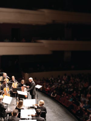 The Fox Valley Symphony Orchestra opens its 50th season Wednesday.