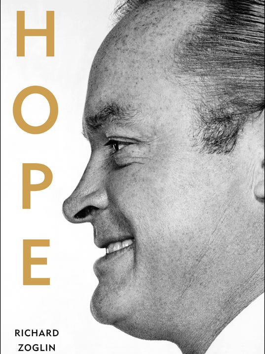 Book Review-Bob Hope