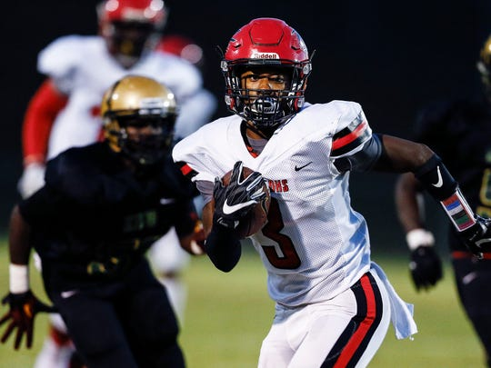 With Kalyn Grandberry leading the way, Raleigh-Egypt takes a 10-0 record into its postseason opener against visiting Bolivar Central.