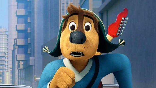 """Luke Wilson has a voice role in """"Rock Dog."""""""