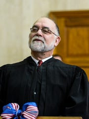 President Judge John Tylwalk