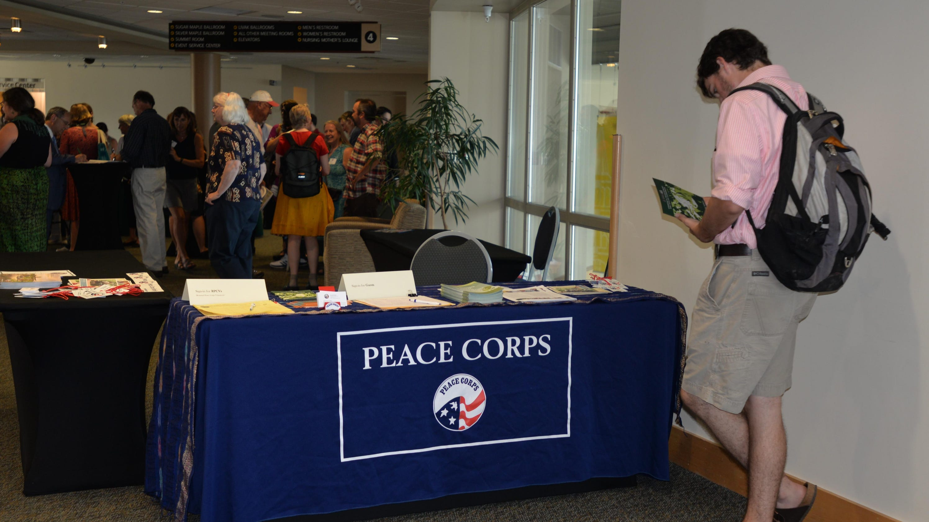vermont leads nation in peace corps again