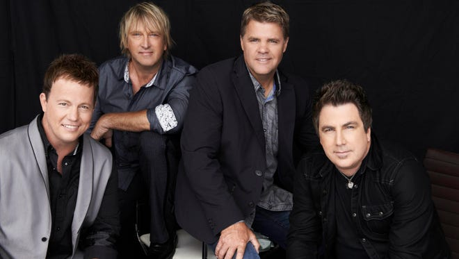 Lonestar will perform at a benefit for Jackson Christian in October