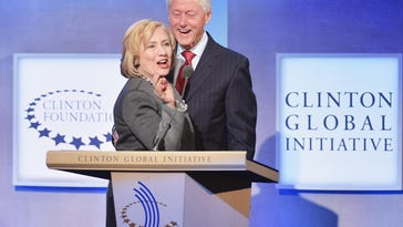 Fact check: Critics, Clintons both miss mark on Foundation ethics
