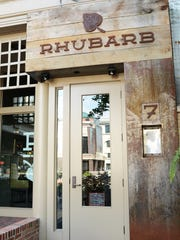 Rhubarb is located on Pack Square. 7/7/14- Erin Brethauer (ebrethau@citizen-times.com)