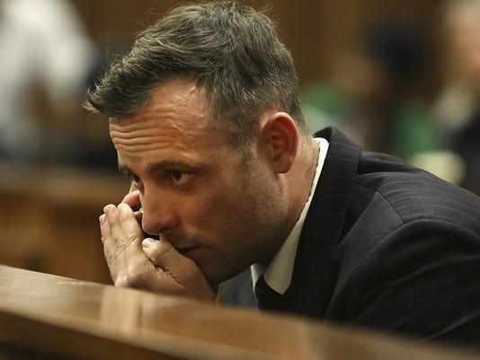 South Africa Pistorius Jail Fight