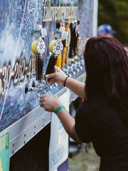 Regional breweries will be serving their ales, stouts,