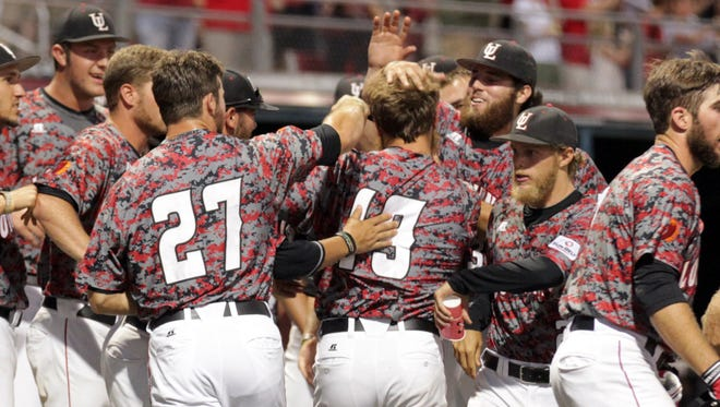 UL takes on Mississippi State on Monday in a do-or-die NCAA Regional final at Tigue Moore Field.