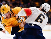 Photos: Predators vs. Panthers