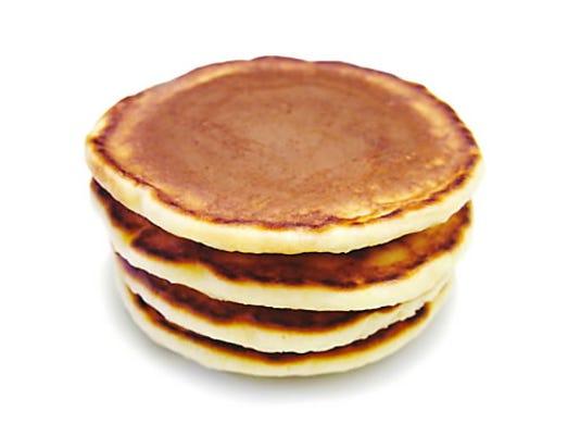 Pancakes. Yum.