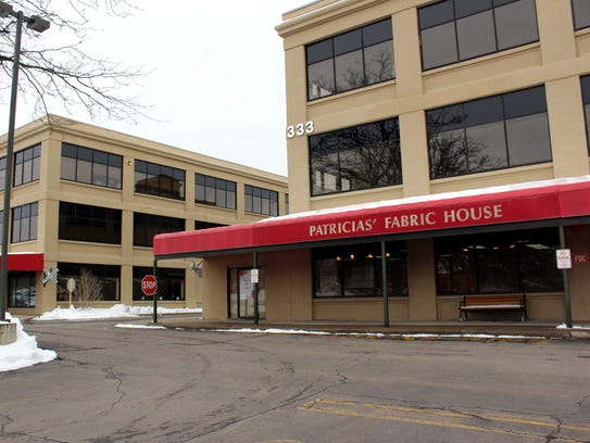 The new J. Madeline's Quilt Shoppe is moving into the