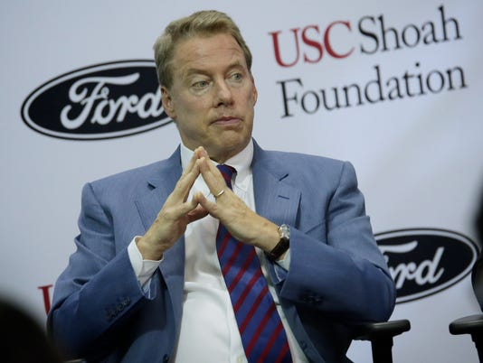 Ford Executive Chairman Bill Ford