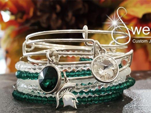 Sweet Custom Jewelry Sweetens Pot With Spartan Jewelry