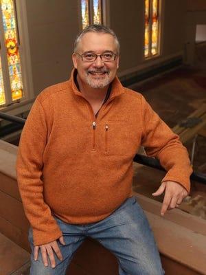 William Doyle, owner of Sanctuary in Maynard.