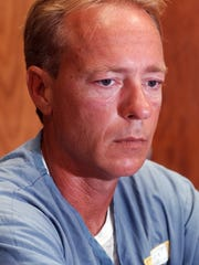 Wilton Dedge spent 22 years in prison for a rape he