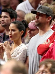 Aaron Rodgers and Olivia Munn came out to support the