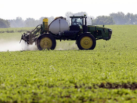 The Office of Indiana State Chemist received a record number of drift complaints in 2018 about the soybean herbicide dicamba.