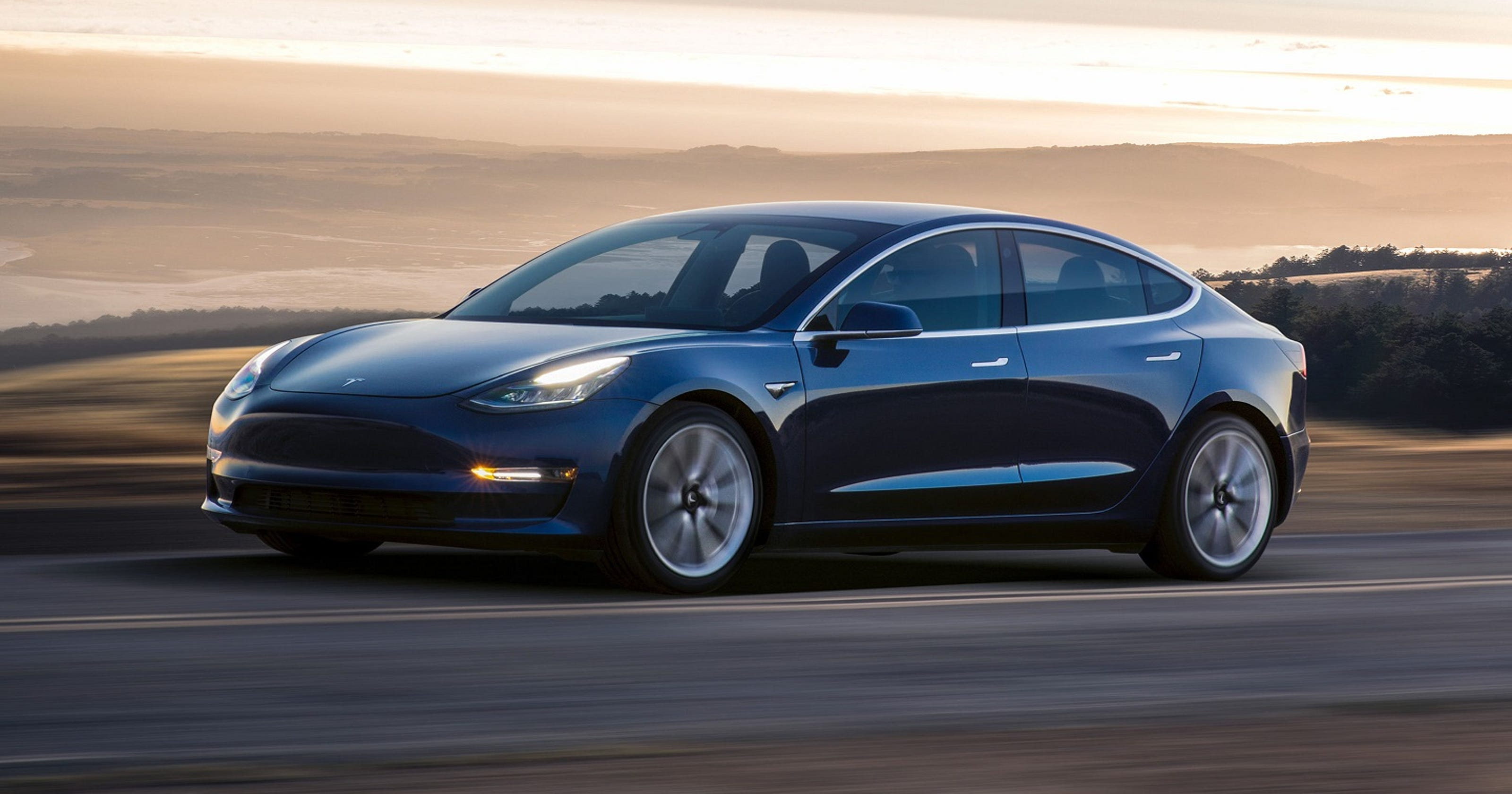 You Can Now Lease The Tesla Model 3 But Don T Expect To It In End