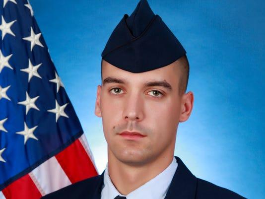 Air Force Airman First Class Hasselman