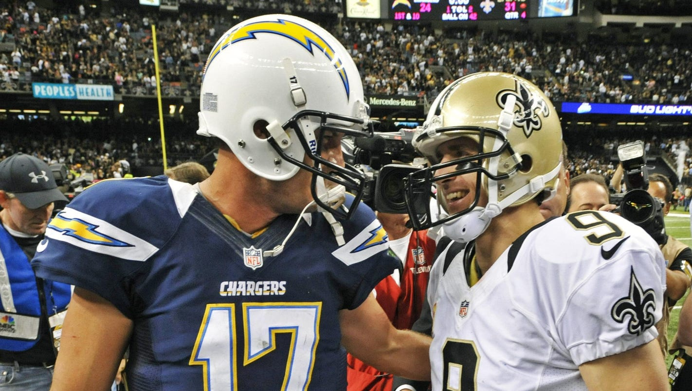 Drew Brees Back In San Diego For First Time Since 05