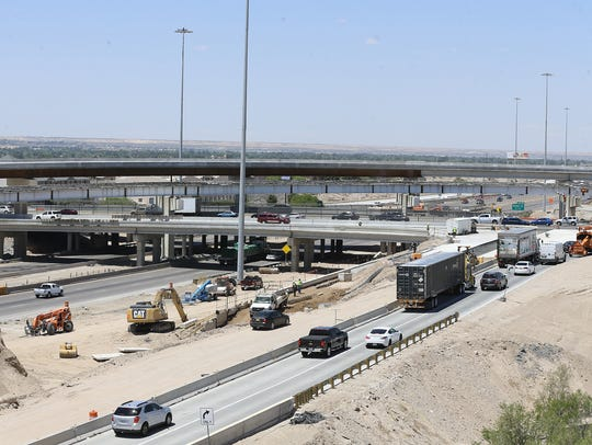 Several road closures are planned for Sunland Park