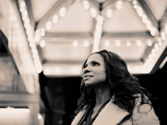 Audra McDonald in Rochester Jan. 25 at Eastman Theatre.