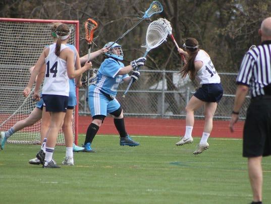 Burlington - South Burlington girls lacrosse