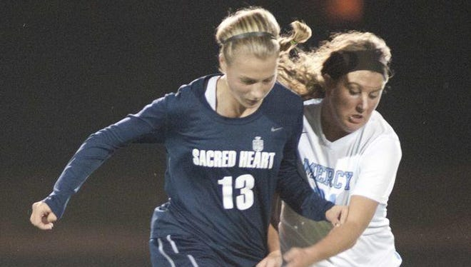 Abigail Zoeller, shown last year playing for Louisville Sacred Heart, has helped new team Simon Kenton to an 8-1 start.