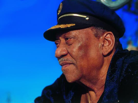 """The late Bobby """"Blue"""" Bland will be honored with a"""