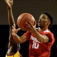 Cornell basketball guard Matt Morgan photos through the years