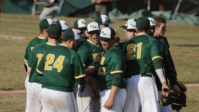 Submitted photo The North Hunterdon baseball team, above, will play in the Tri-County Tournament semifinal today. Submitted photo The North Hunterdon baseball team will play in the Tri-County Tournament semifinal today. The North Hunterdon baseball team.
