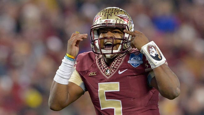 """I've never had a season like this,"" Jameis Winston said. ""But it's good to have a season like this."""