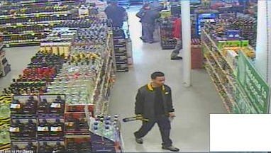 The Manitowoc Police Department is requesting the assistance of the public in identifying a suspect in a recent retail theft case. The theft took place on Nov. 16 at a Manitowoc liquor store. The suspect can be seen in the above. Call Manitowoc police with any information.