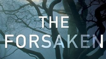 """This book cover image released by Putnam shows """"The Forsaken,"""" by Ace Atkins."""