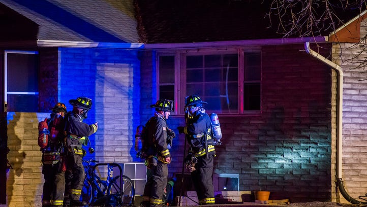 Seven displaced in Fort Collins house fire Saturday
